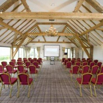 Bredon room - conference setting - theatre - resized for web pages